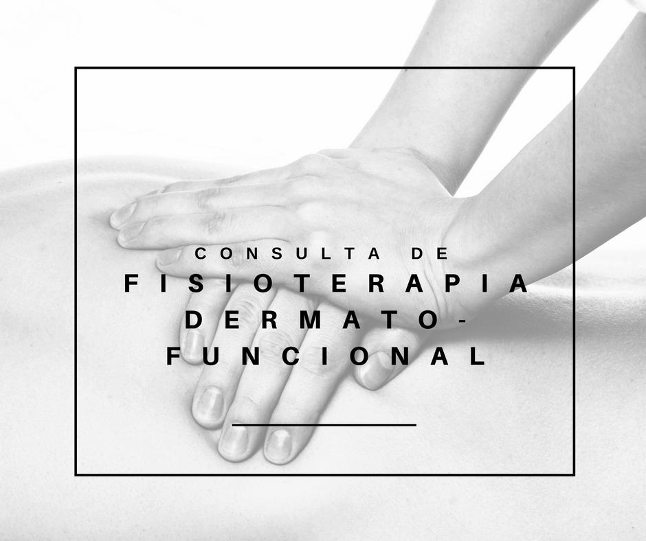 Fisioterapia Dermato-Funcional